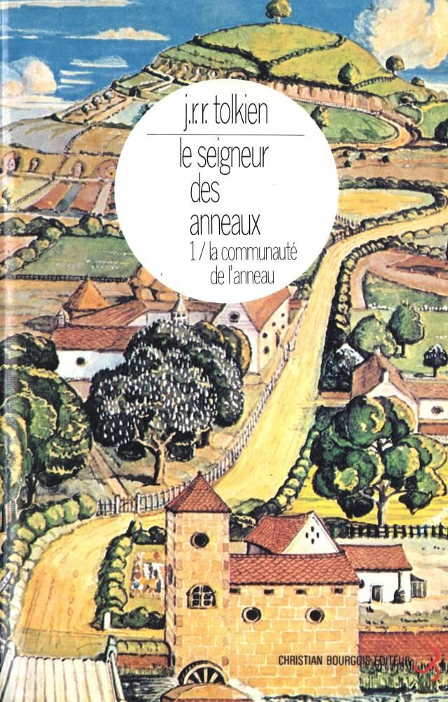 Tolkien - La Communauté de l'Anneau (ancienne traduction)