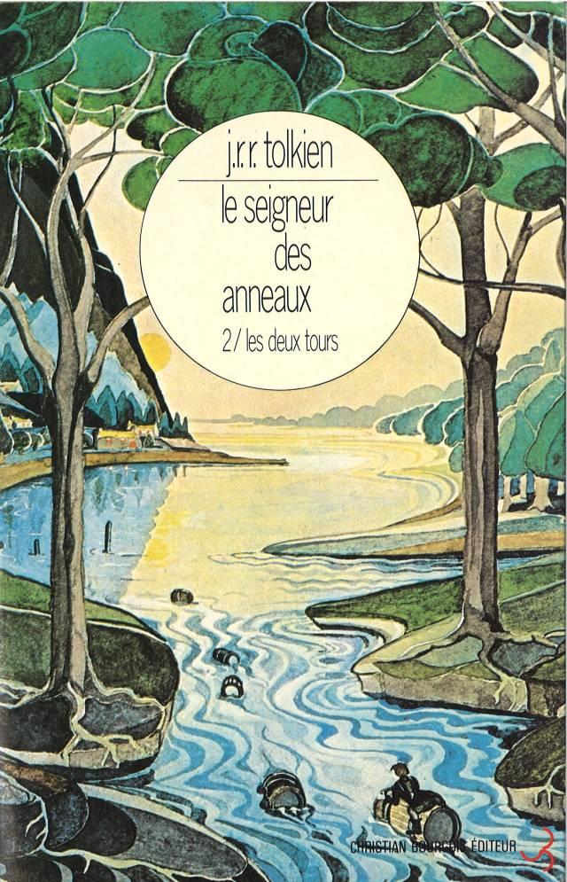 Tolkien - Les Deux Tours (ancienne traduction)