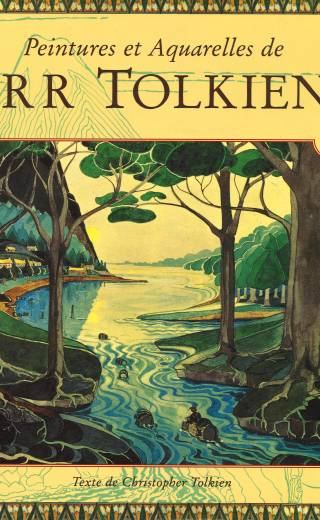 Tolkien - Peintures et aquarelles de J.R.R. Tolkien