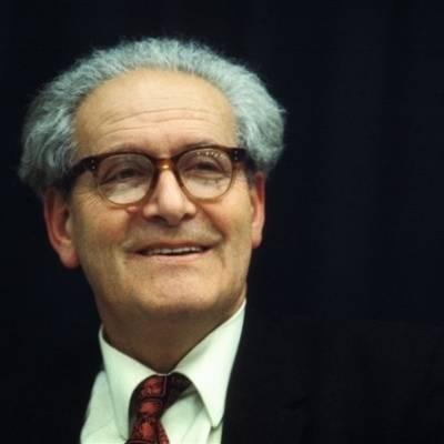Hans Günther Adler (c) DR