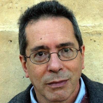 Cesar Aira (c) Mathieu Bourgois