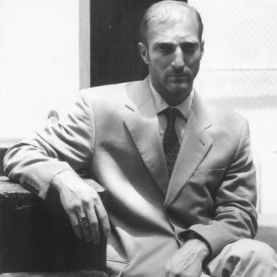 Jonathan Ames (c) DR