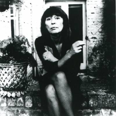 Beryl Bainbridge (c) Brendan King