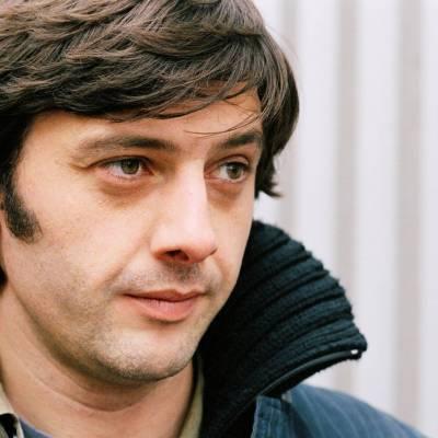 Andrés Barba (c) Mathieu Bourgois