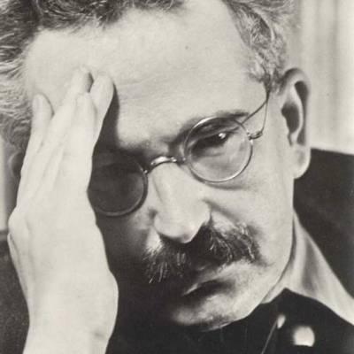 Walter Benjamin (c) Gisèle Freund