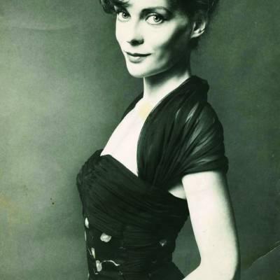 Caroline Blackwood (c) Evelyn Hofer