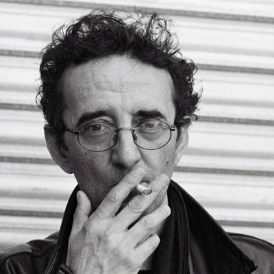 Roberto Bolaño (c) Mathieu Bourgois