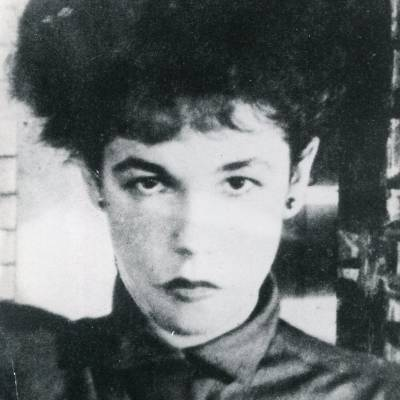 Jane Bowles (c) André Gelpke