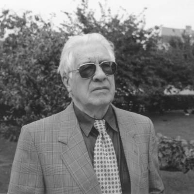 Robert Bréchon (c) Mathieu Bourgois