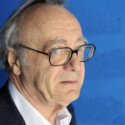 Alfred Brendel (c) Mathieu Bourgois