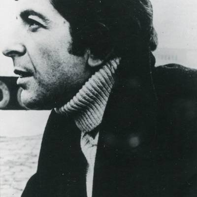 Lenoard Cohen