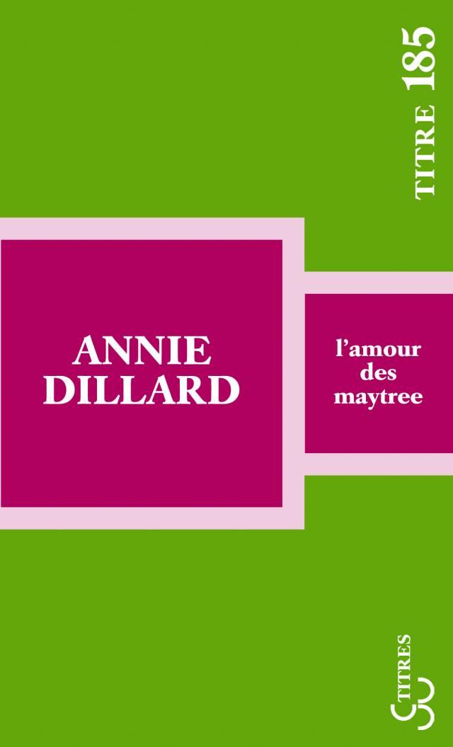 Dillard - L'Amour des Maytree