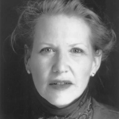 Annie Dillard (c) Bill Burkhart