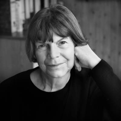 Margaret Drabble (c) Ruth Corney