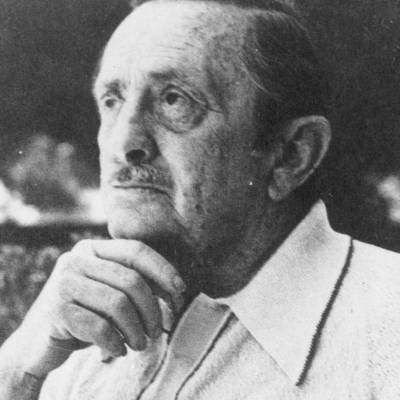 John Fante (c) D.R.