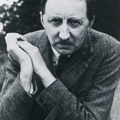 E.M. Forster (c) D.R.