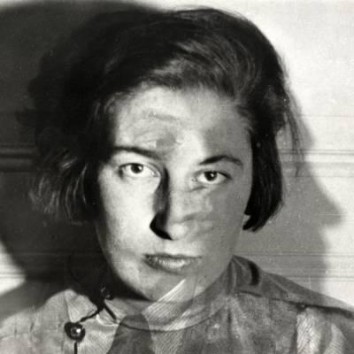 Gisèle Freud (c) IMEC