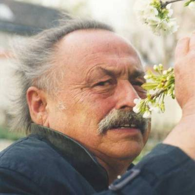 Jim Harrison (c) Mathieu Bourgois