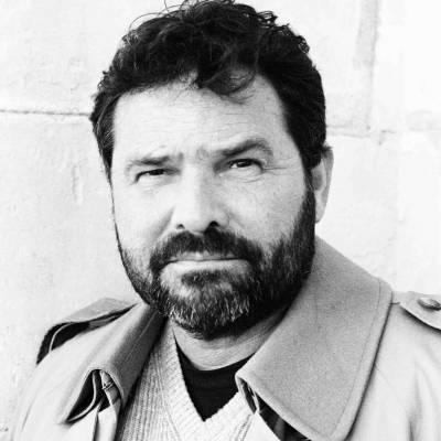 Denis Johnson 2004 (c) Mathieu Bourgois