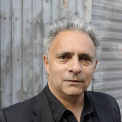 Hanif Kureishi (c) Mathieu Bourgois