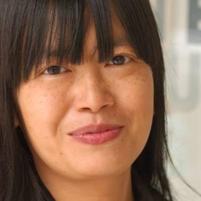 Linda Lê (c) Mathieu Bourgois