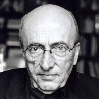 Philippe Lacoue-Labarthe (c) Mathieu Bourgois