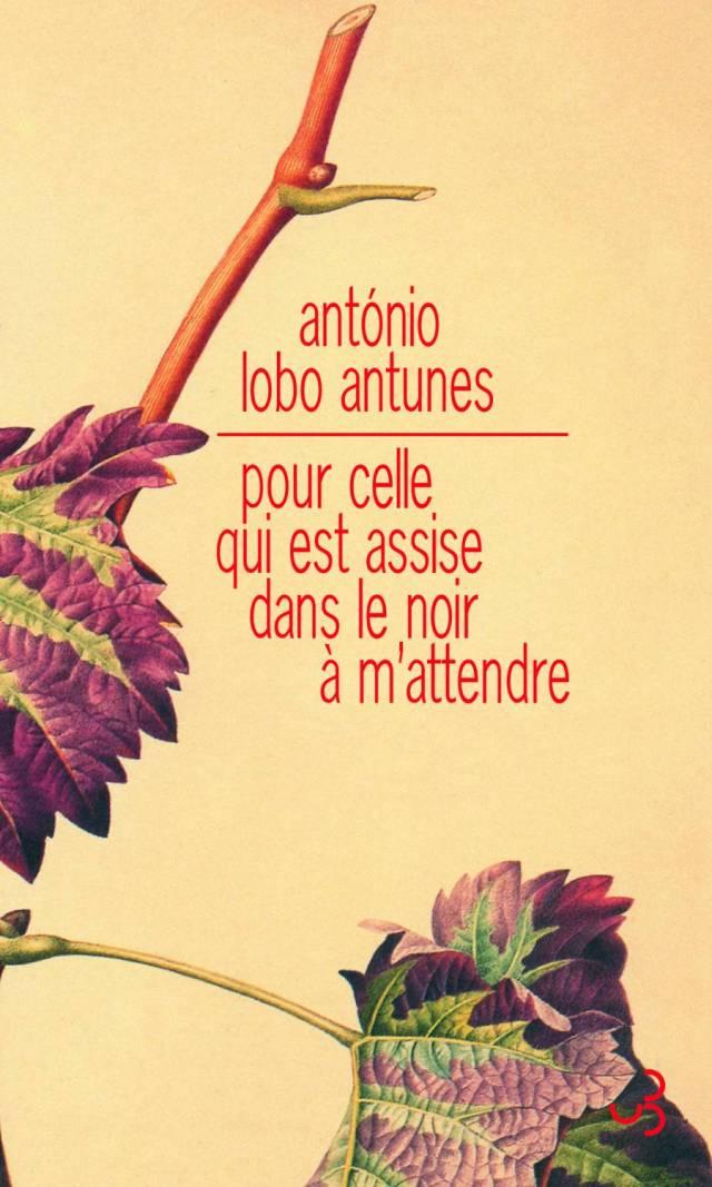 Antonio Lobo Antunes - Pour celle qui est assise dans le noir à m'attendre