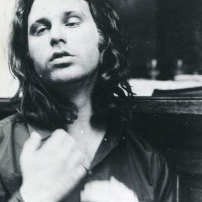 Jim Morrison (c) Hervé Muller
