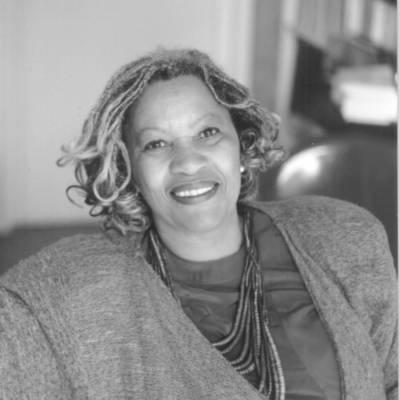Toni Morrison (c) Zabo