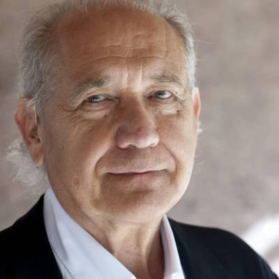 Jean-Jacques Nattiez (c) Mathieu Bourgois
