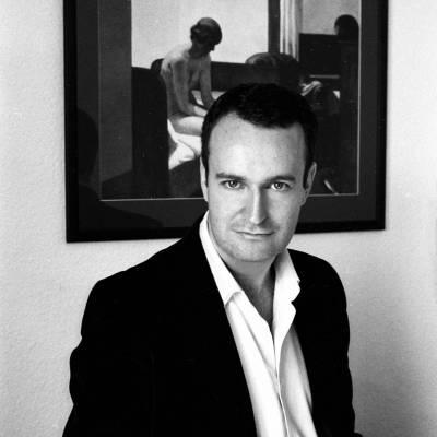 Andrew O'Hagan (c) Jerry Bauer