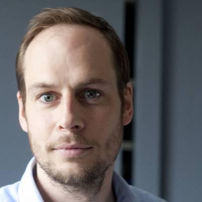 Harry Parker (c) Mathieu Bourgois