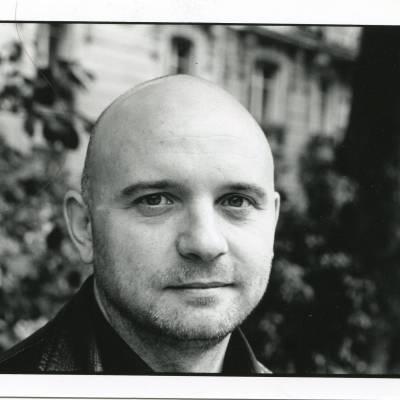 Tiziano Scarpa (c) Mathieu Bourgois