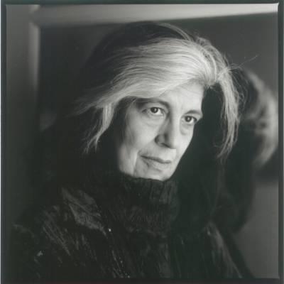 Susan Sontag (c) Gérard Rondeau