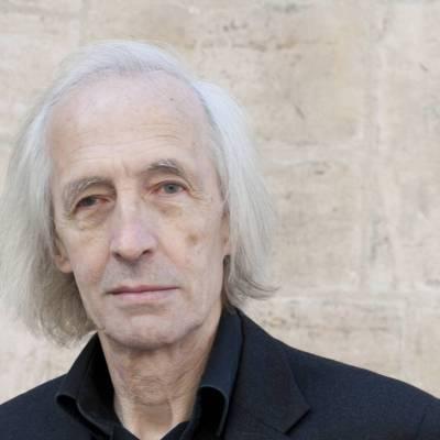 Gilbert Vaudey (c) Mathieu Bourgois