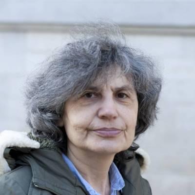 Cécile Wajsbrot (c) Mathieu Bourgois