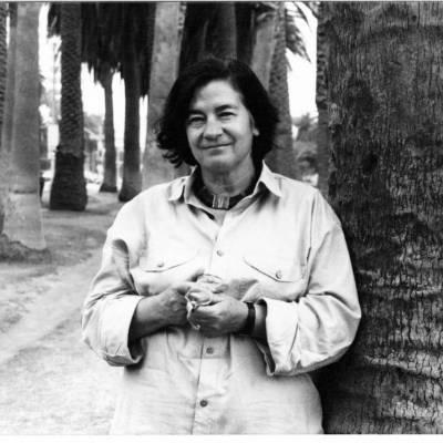 Christa Wolf (c) Archiv Gerhard Wolf
