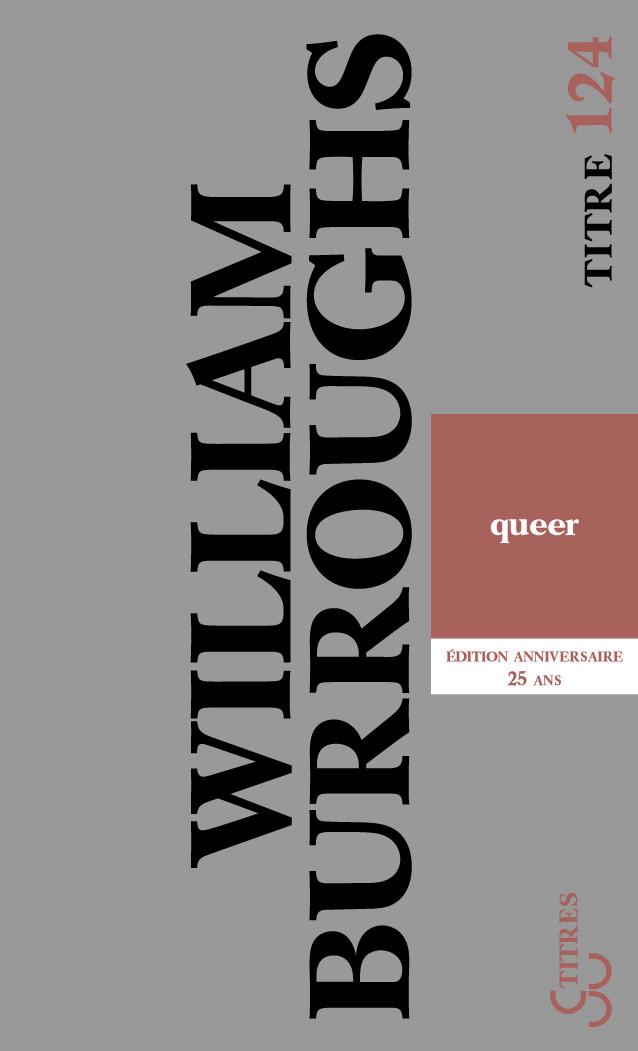 Burroughs - Queer