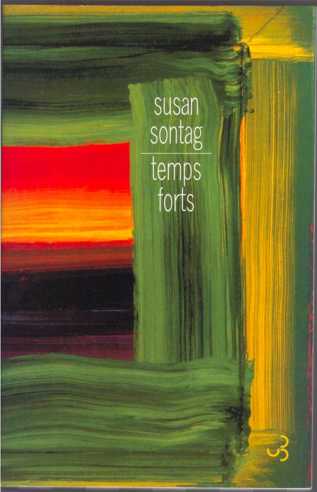 Sontag - Temps forts