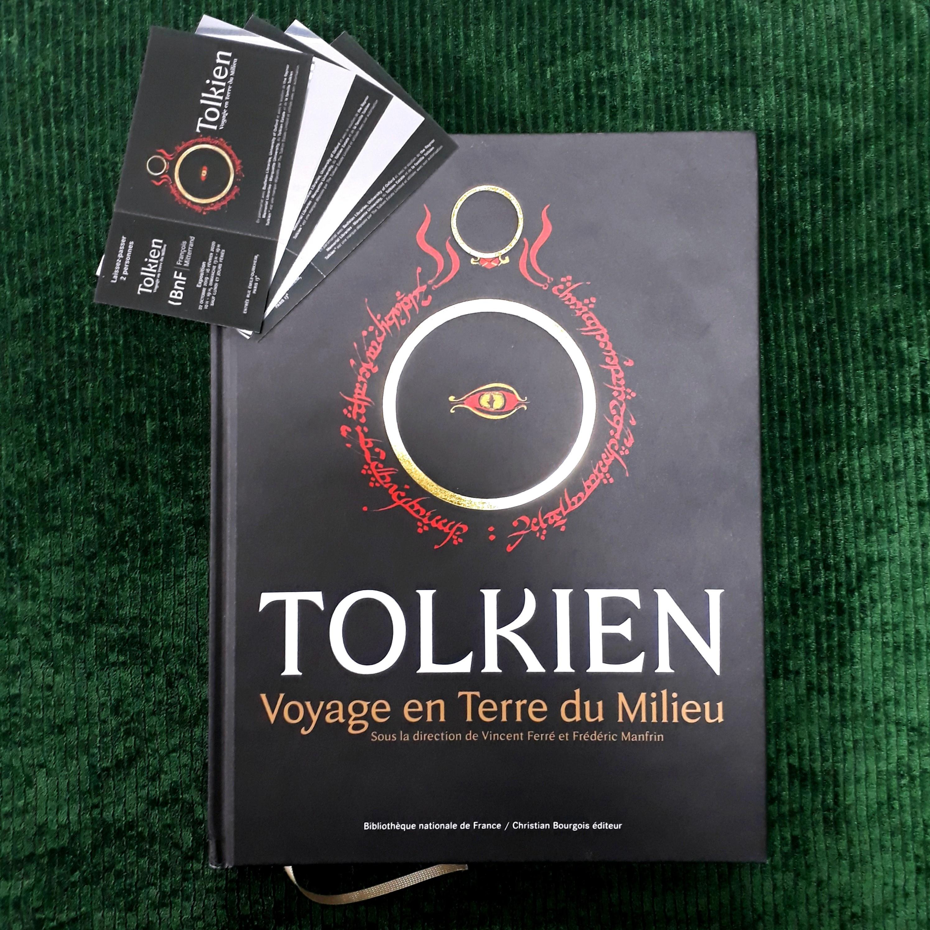 Tolkien à la BNF
