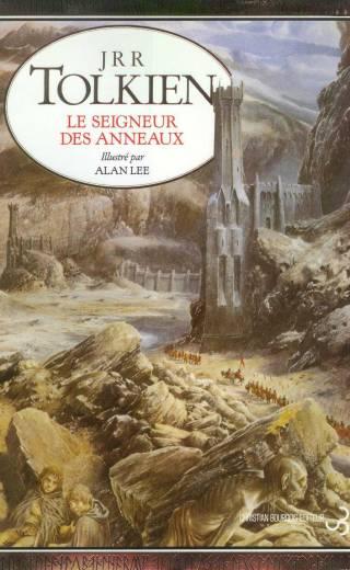 Tolkien - Le Seigneur des Anneaux illustré par Alan Lee