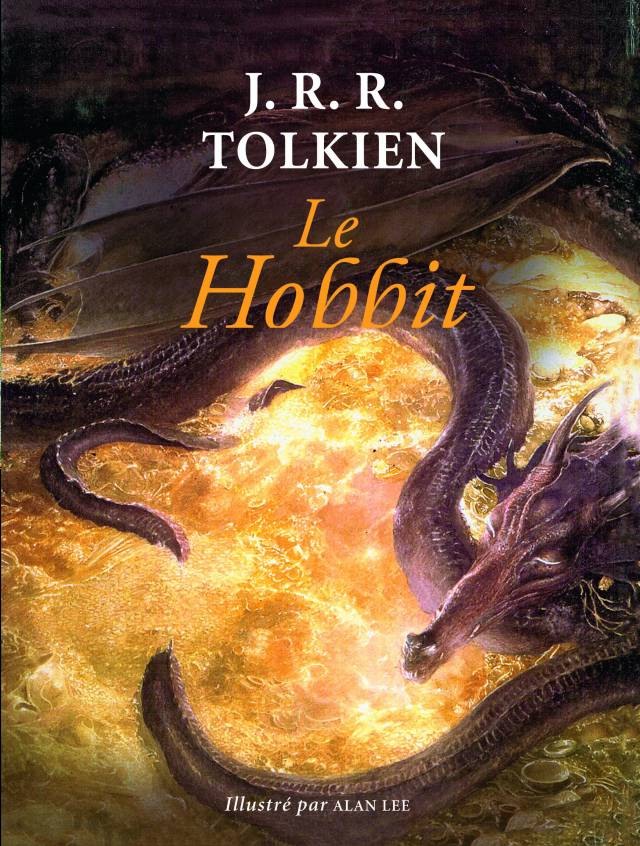 Tolkien - Le hobbit (illustré par Alan Lee)
