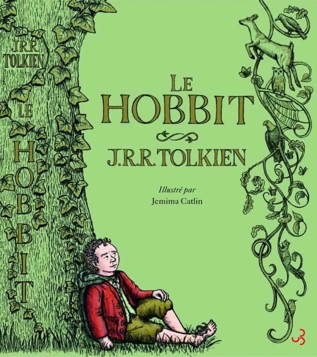 Tolkien - Le hobbit (illustré par Jemima Catlin)