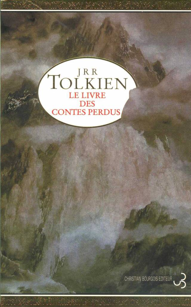 Tolkien - Le livre des contes perdus 1