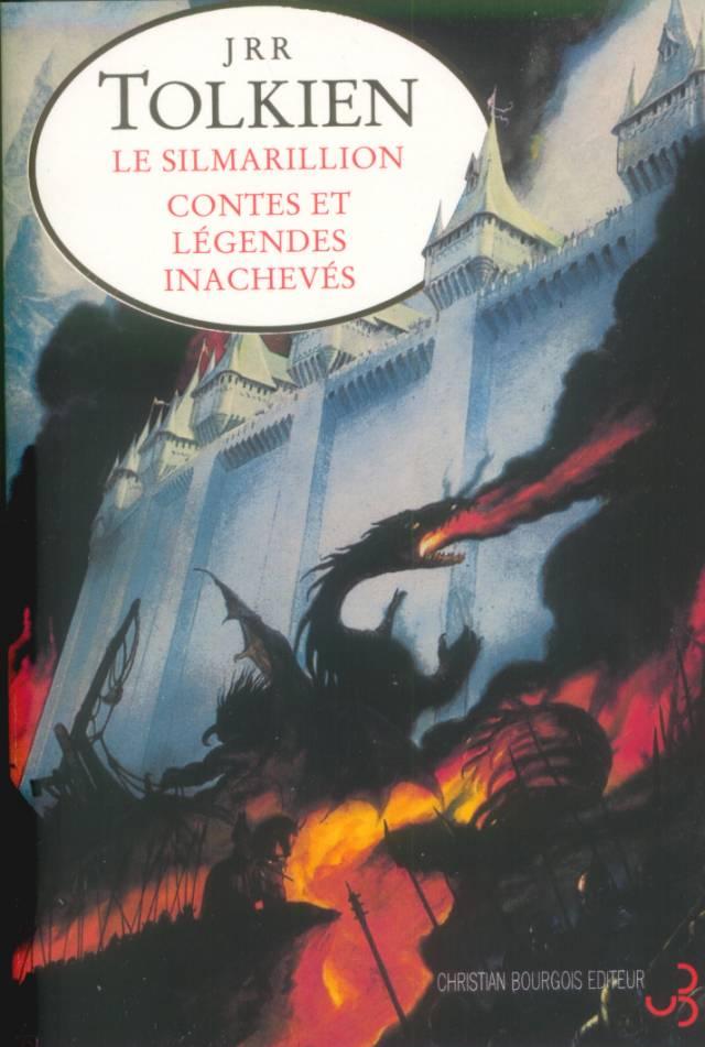 Tolkien - Le Silmarillion / Contes et légendes inachevés