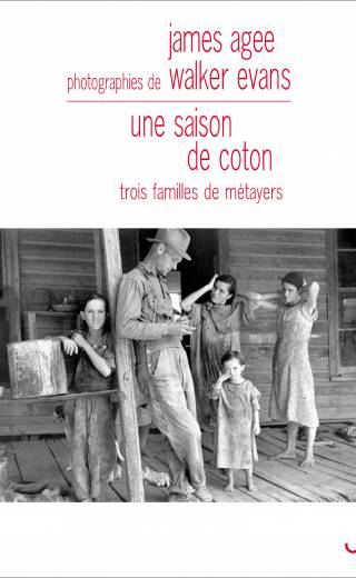 Agee - Une saison de coton