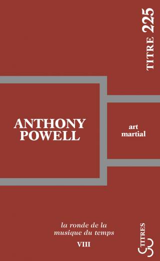 Powell - Art martial