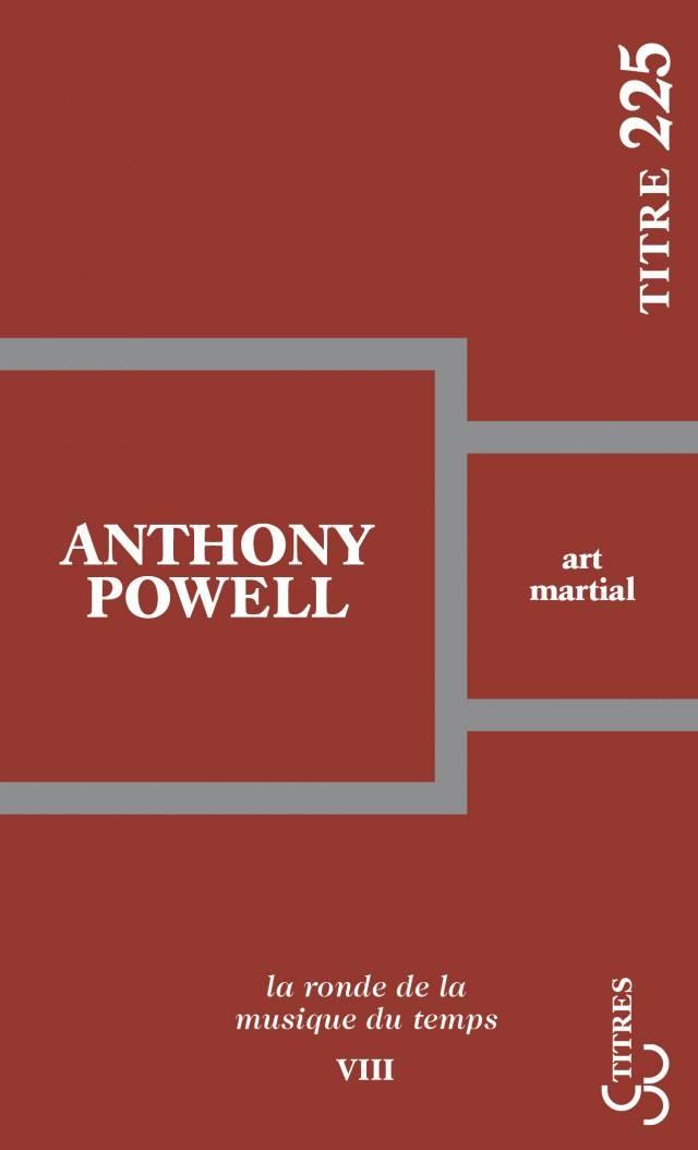 Powell - Art martial