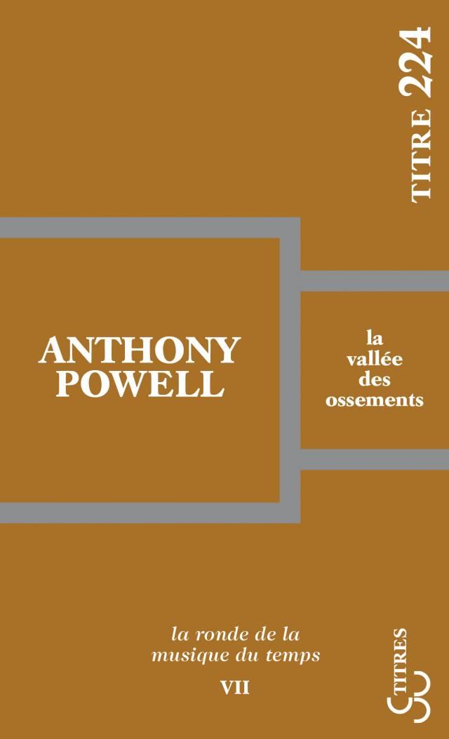 Powell - La Vallée des ossements