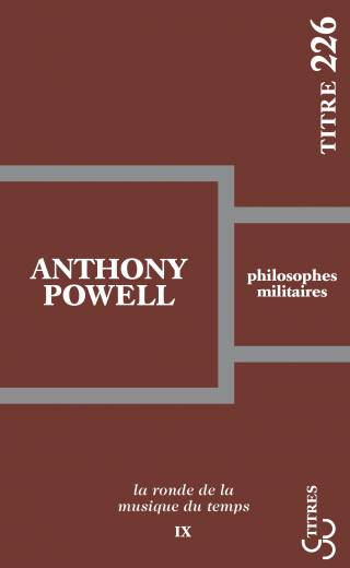 Powell - Philosophes militaires